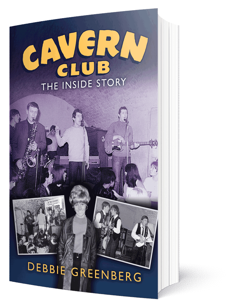 Cavern Club book cover