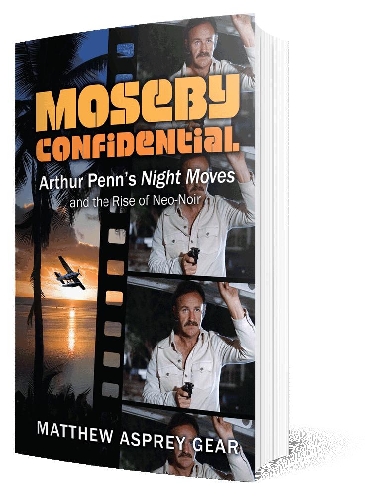 Moseby Confidential book cover