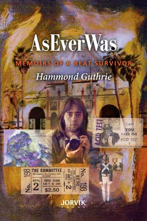 Book cover image for AsEverWas, by Hammond Guthrie